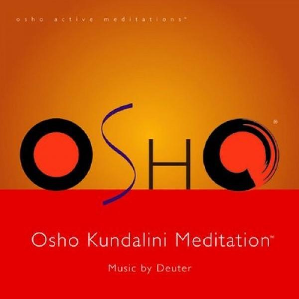 """Osho: Active Meditation """"Kundalini"""" - CD"""