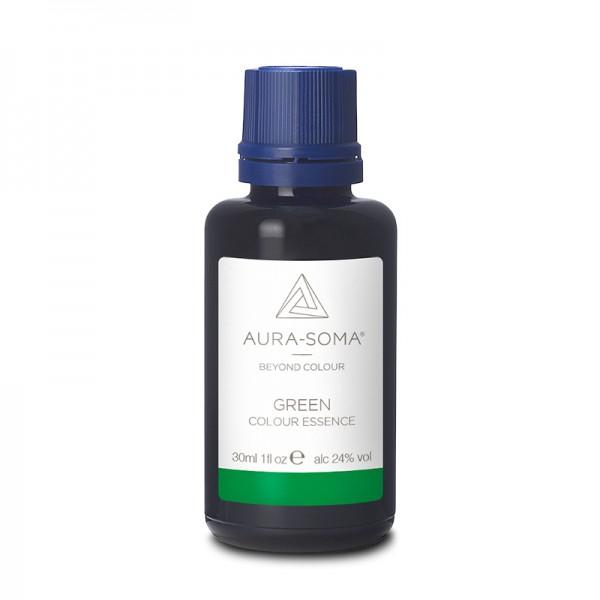 Aura-Soma Farbessenz Smaragdgrün