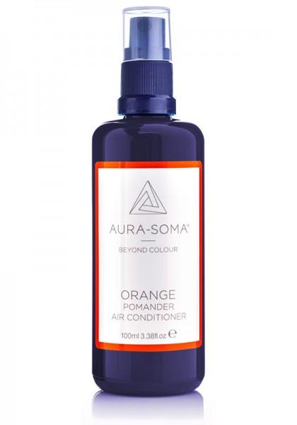 Aura-Soma Raumspray Pomander Orange