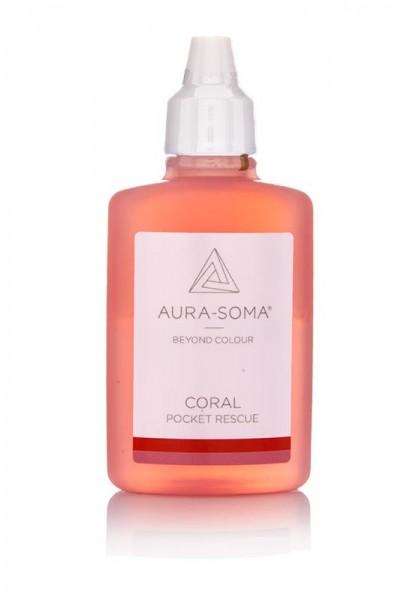 Aura-Soma Pocket Coral Rescue