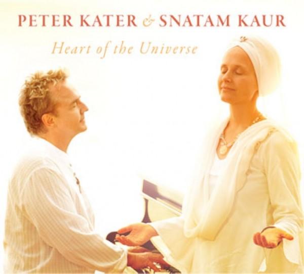 Snatam Kaur/Peter Kater: Heart of the Universe - Snatam Kaur - CD