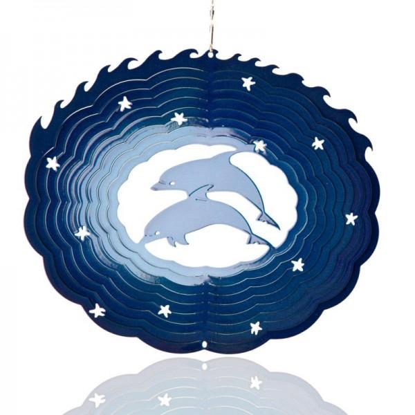 Windspiel Delphin