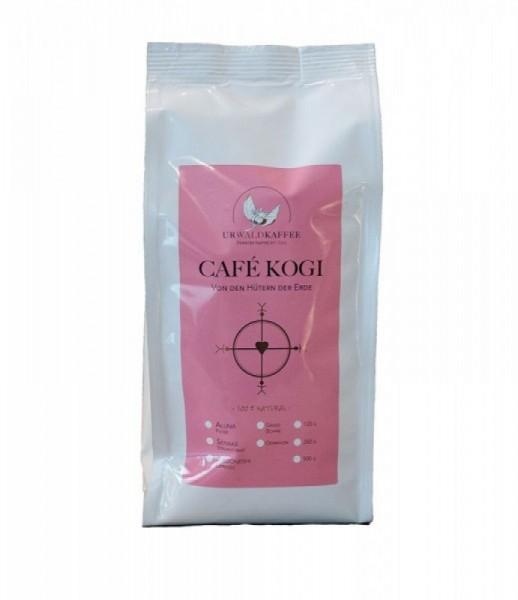 Urwaldkaffee - Kaffee Kogi