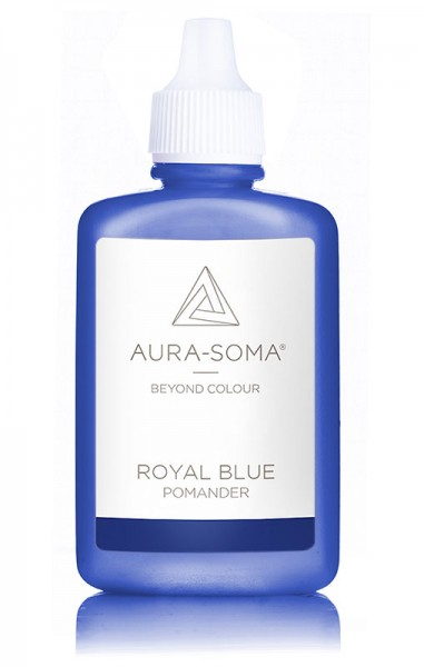 Aura-Soma® Pomander Royal Blue