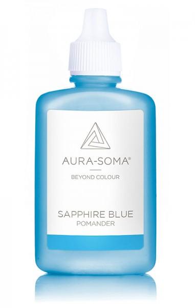 Aura-Soma® Pomander Saphire Blue