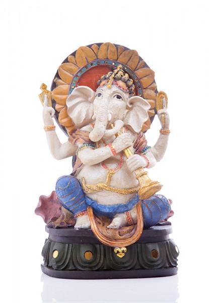 Ganesha bunt bemalt