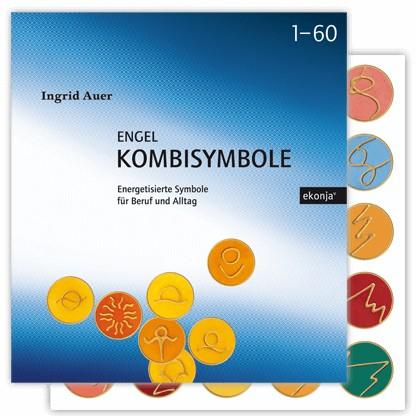 Buchset Engel-Kombisymbole 1-60 von Ingrid Auer