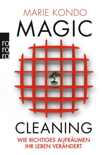 Magic Cleaning Buch Cover von Marie Kondo