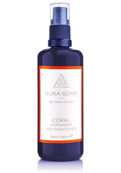 Aura-Soma® Raumspray Pomander Koralle