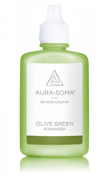 Aura-Soma® Pomander Olive Green
