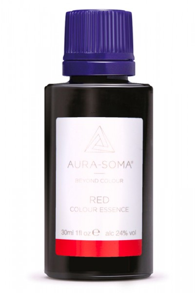 Aura-Soma Farbessenz Rot