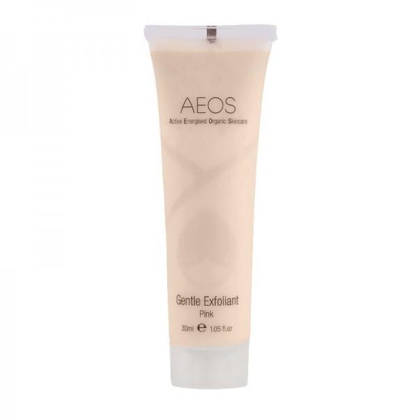 AEOS Sanftes Gesichts-Peeling Rosa