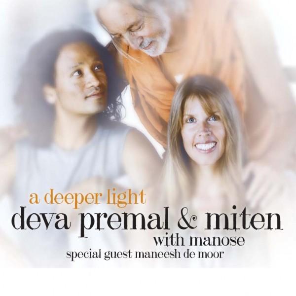 Deva Premal & Miten: A Deeper Light - CD