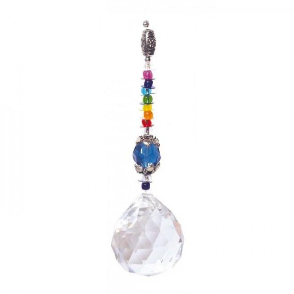 """Feng-Shui-Mobile """"Spirit"""" mit Regenbogenkristall - 30%PbO"""