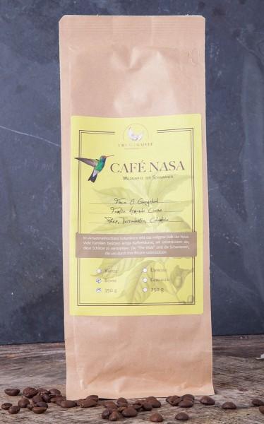 CAFÉ NASA, Armando Cuene, Espresso - Wildkaffee der Schamanen