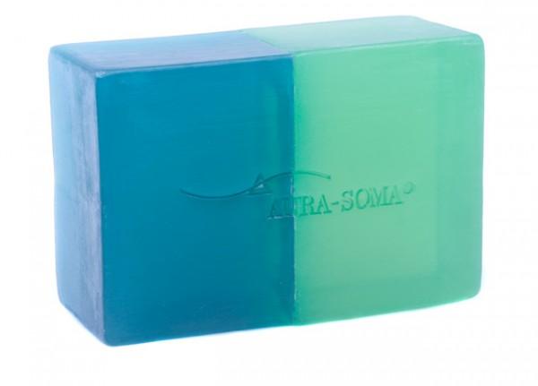 Aura-Soma Seife Smaragdgrün/Hellgrün