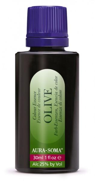 Aura-Soma® Farbessenz Olivegrün