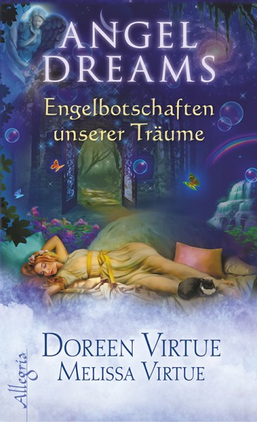 Buchcover Angel Dreams Doreen Virtue