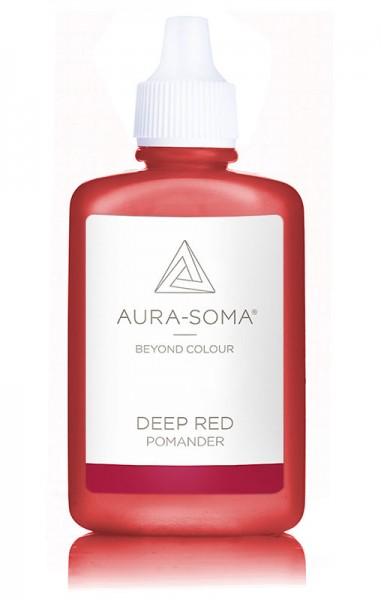 Aura-Soma® Pomander Deep Red