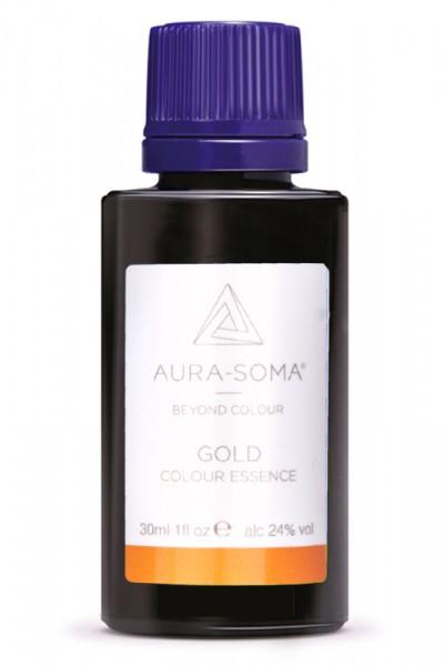 Aura-Soma Farbessenz Gold