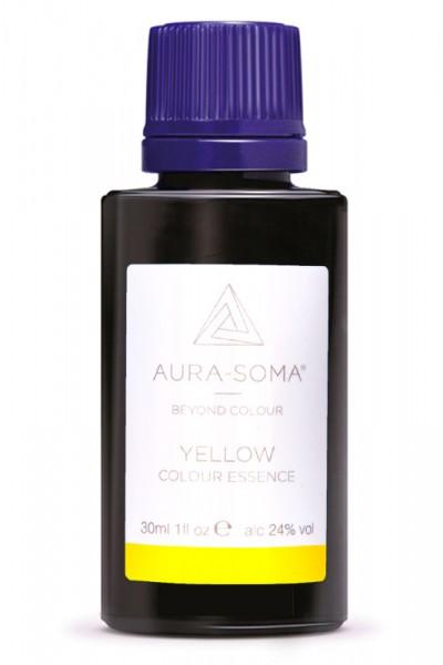 Aura-Soma Farbessenz Gelb