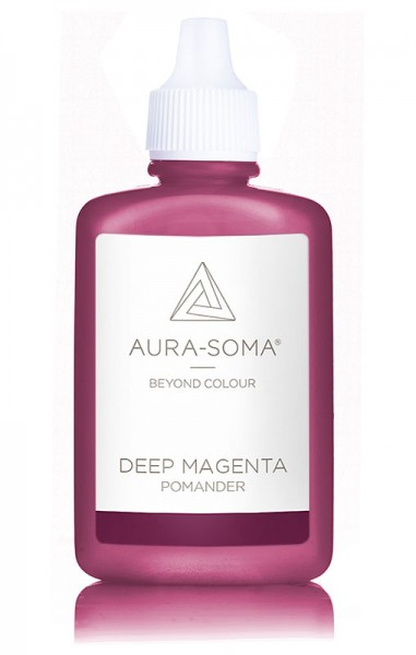 Aura-Soma® Pomander Tiefmagenta