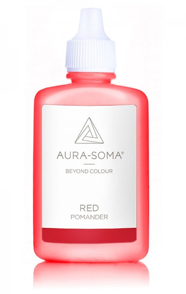 Aura-Soma® Pomander Rot