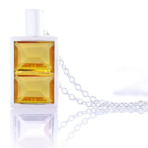 Aura-Soma Jewellery Kristallanhänger B42 Die Ernte