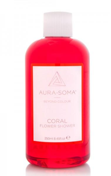 Aura-Soma Flower Shoper Duschgel Coral