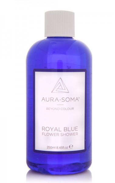 Aura-Soma Flower Shower Königsblau