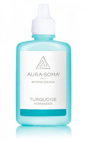 Aura-Soma® Pomander Türkis