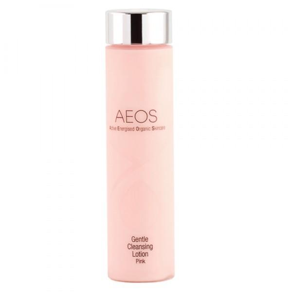 AEOS Sanfte Gesichts-Reinigungslotion Rosa