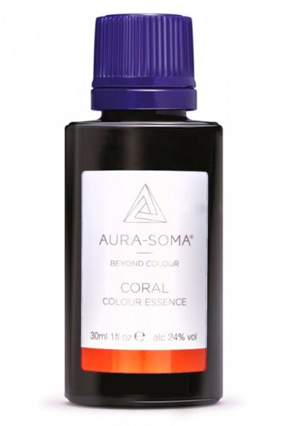 Aura-Soma Farbessenz Koralle