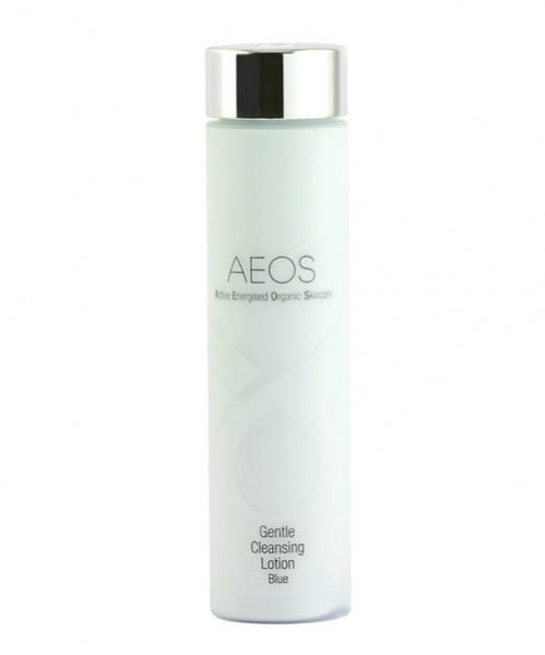 AEOS Sanfte Gesichts-Reinigungslotion Blau