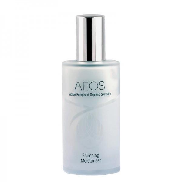AEOS Nährende Gesichtscreme Blau