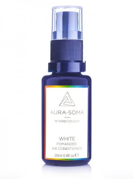 Aura-Soma Raumspray Pomander Weiß 20 ml