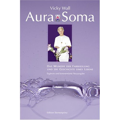 Aura-Soma Buch Vicky Wall