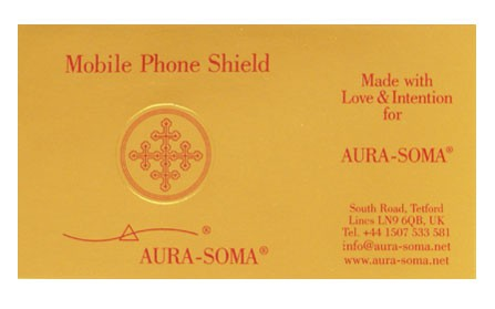 Aura-Soma® Mobile-Phone Shield