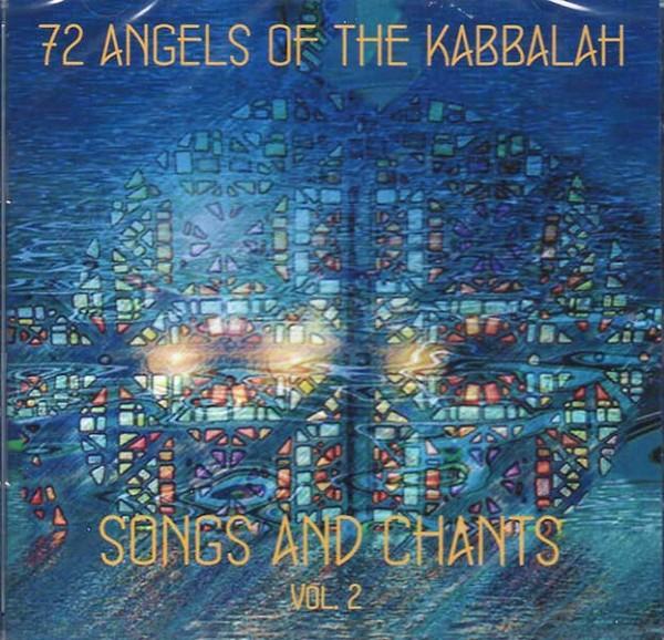 72 Angels of Kabbalah - Vol. 2 - CD