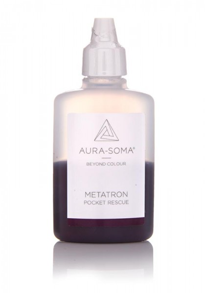 Aura-Soma Pocket Metatron Rescue