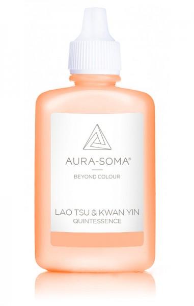 Aura-Soma Quintessenz LAO TSE & KWAN YIN