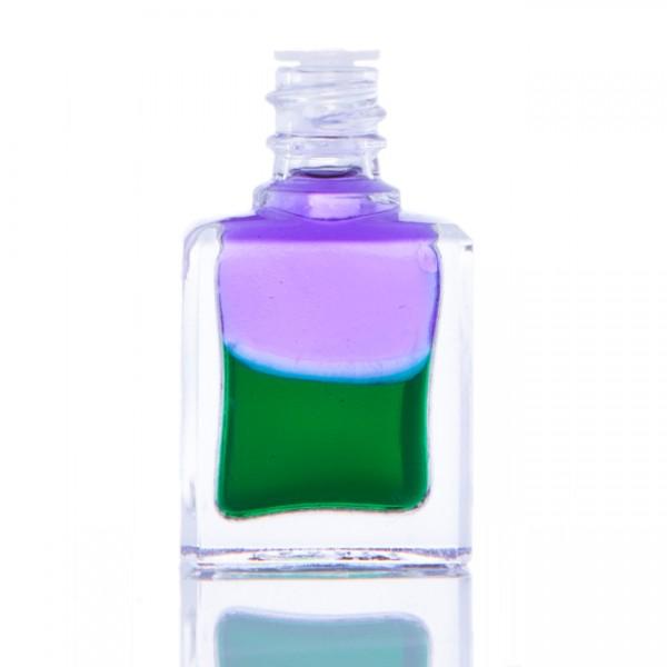 "B 38 Aura-Soma Equilibrium Anhänger ""Troubadour-Flasche II"""
