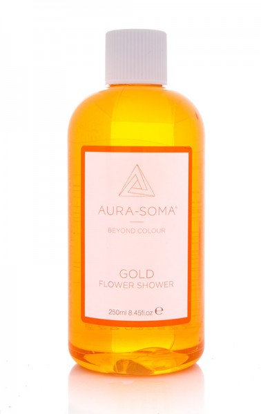 Aura-Soma Flower Shower Gold