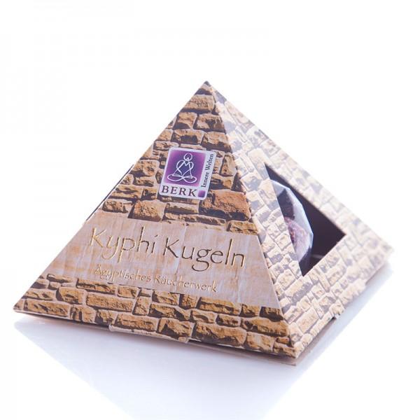 Kyphi Pyramide - Kyphi Kugeln