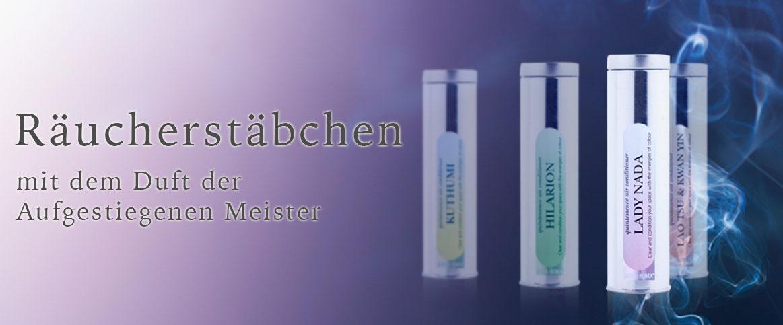 Aura-Soma-Raeucherstaebchen