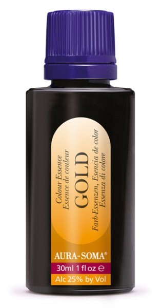 Aura-Soma® Farbessenz Gold