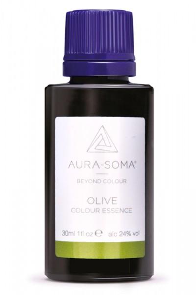 Aura-Soma Farbessenz Olivegrün