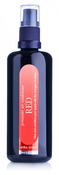 Aura-Soma® Raumspray Pomander Rot