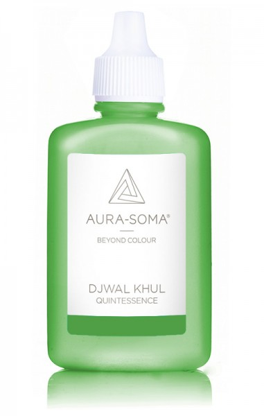 Aura-Soma Quintessenz DJWAL KHUL