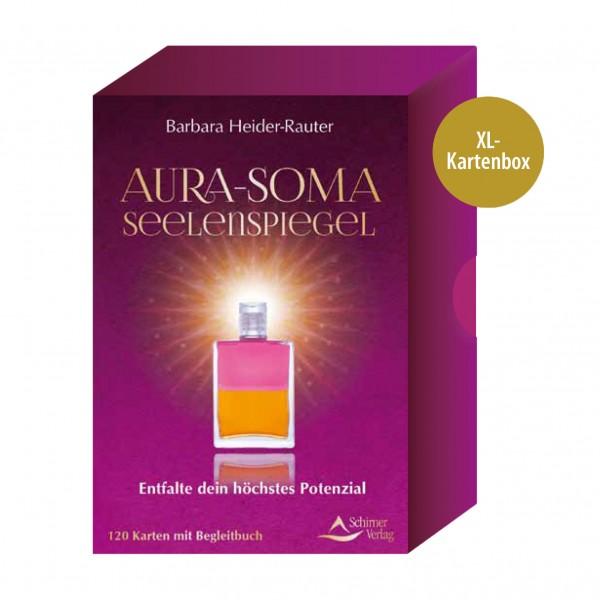 Kartenset: Aura-Soma-Seelenspiegel - Entfalte dein höchstes Potenzial